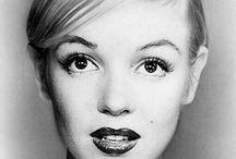 Marilyn / Marilyn Monroe / by Melinda Dame Christensen