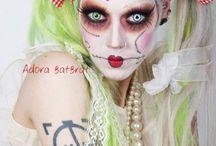Extreme make up  / by Mia V.Staksá