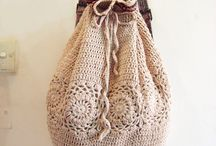 {crochet ~ bags} / by Rachelle @ Simple Stitches
