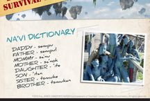 Pandora Survival Guide / Tips for surviving the Pandoran environment in the movie Avatar. / by Children's Museum of Indianapolis