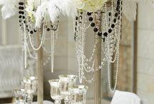 Gatsby wedding / by Simply Beautiful