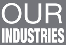 Our Industries / by ExhibitRecruiter