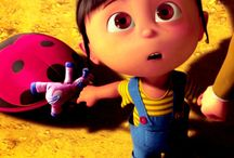 Despicable ME! / by Brittany Punjabi