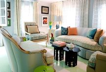 Living Room Makeover / by Linda Moore