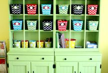 Craft room / by Keri Moore Durbin