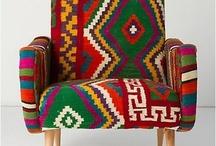 Fabric Textiles  / by Channing Allard