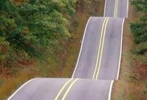 Roads / Being on the road is something I have always loved.  / by Senge