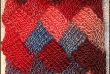 Knitting and Crocheting / by Carolyn Tabarini