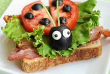 funny food / by Menta Piperita & Co.