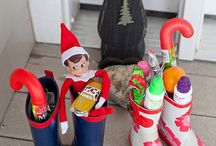 Holidays | Christmas Elf on the Shelf / by Kelly Lemmons