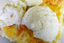 Dessert's / by Becky Holcomb