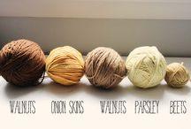 CROCHET & KNITTING PORN / Crochet & knitting projects I will hopefully make... one day. The on going stash diet. / by Zenith Lillie-Eakett