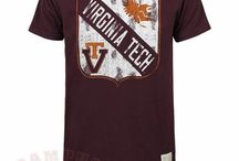 Retro Virginia Tech! / We love the retro Gobbler and Virginia Tech logos!  / by Campus Emporium