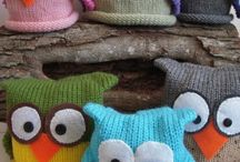 cute knitting and crochet things / by Sally Lee