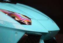 dream cars / by Marshmallow Sundae