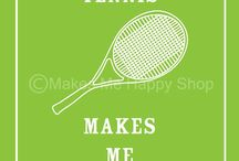 Tennis / by Heather Wiley