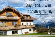 South Tyrol, Italy / I visited South Tyrol in Italy in September 2014 - this board will provide you with articles and inspiration to help you plan a trip there too. / by Heather on her travels