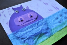 Kids Crafts / by Kelly Coscarella