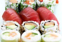 Love Sushi! / by Krista Bramon