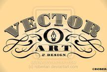 vintage lettering / by Steph Allen