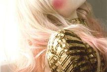 Make-up & hair / by Rylee SugarFree
