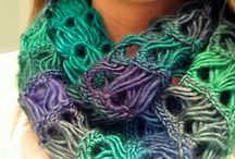 Crochet/knitting projects / by Stephanie Tutor