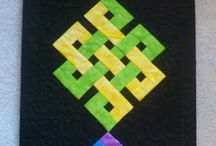 Quilts-Celtic inspired / by Carol Ann Barton