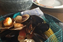 Seafood / by Donna McClain
