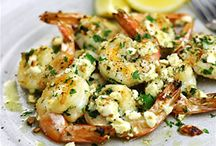 Food - Seafood / by Vicki McCullough