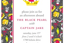Gage's 2nd Pirate Bday Party / by Ashley Gordon