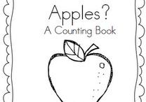 Apples, Apples, Everywhere! / by Jennifer Rojas