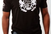 M - ROYAL SHIELD Christian T-Shirt - Black  / Royal & Fearless! This short sleeve Christian T-Shirt features a crew neckline, printed classic F.O.G. royal shield design at front. Signature logo and crown design at right sleeve and on top back of t-shirt. #FOG Christian T-Shirts # Christian T-Shirts #Christian T-Shirts for Men #Stylish Christian T-Shirts #FOGcollection / by F.O.G. FAVOR OF GOD