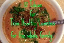 THM Lunch / by Rochelle Stowell
