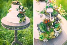 Cakes and Sweets 2 / by Lindsey Gamble