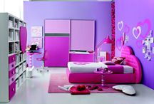 Modern Bedroom Design / by Alesa Meiler