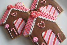 Christmas Cookies / Recipes and tutorials for Christmas cookies / by Janine (sugarkissed.net)