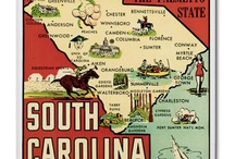 South Carolina / by Margie Perea