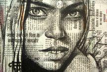 ART: Stephanie LeDoux / by Greta Hansen-Money