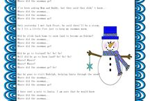 Daycare--Snowman Theme / by Kami Knaack