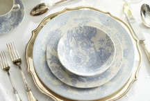 Plates, Patterns & Pottery / by C Shack
