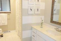 Bathrooms / by Kimberley Mangiantini