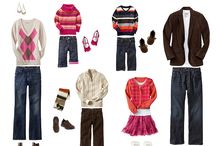 what to wear for portraits / by Tracy Balcius