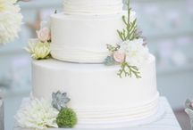 Wedding cake / by Romy S.
