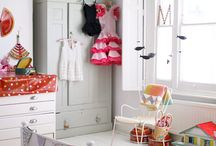 Girls Bedrooms / by Katrina Chambers