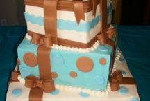 Cakes / by Debbie Thornton