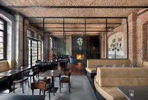 Shops and restaurants / by Renée Terheggen