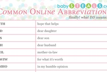 great tips for moms / by babySTEALS.com