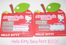 HELLO KITTY 4 SALE / If you are interested in these items please message me.  Thank you! / by Jessica Puakalehua Johnson