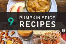 Pumpkin spice recipes / by syracuse.com