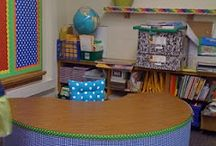 2nd Grade Classroom / by Kelly Blaustein